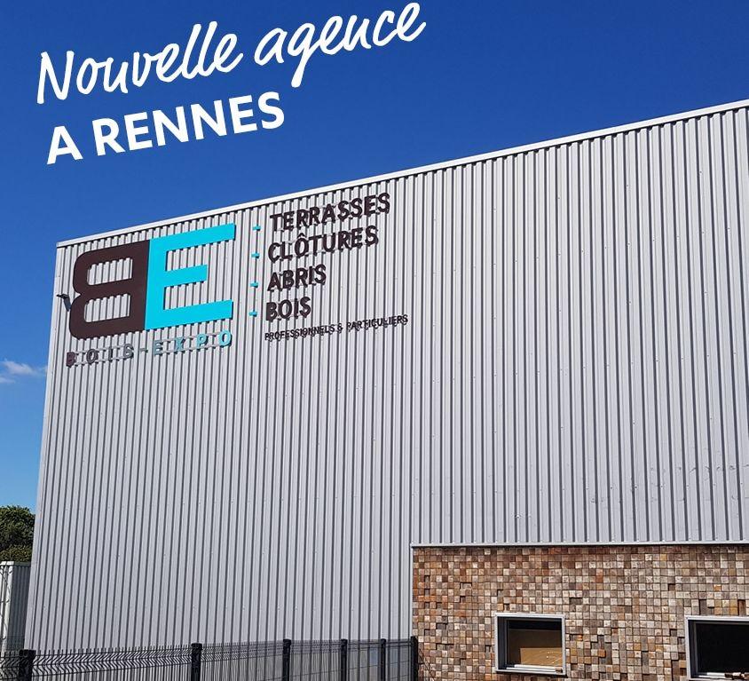 Nouvelle agence Rennes WordPress